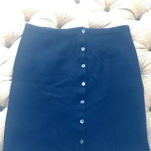 Brooks Brothers Wool Skirt